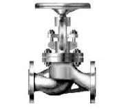 Клапан запорный 15с65п