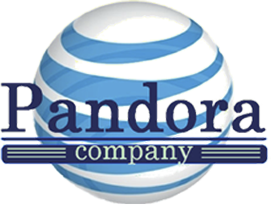 Логотип Компания Пандора