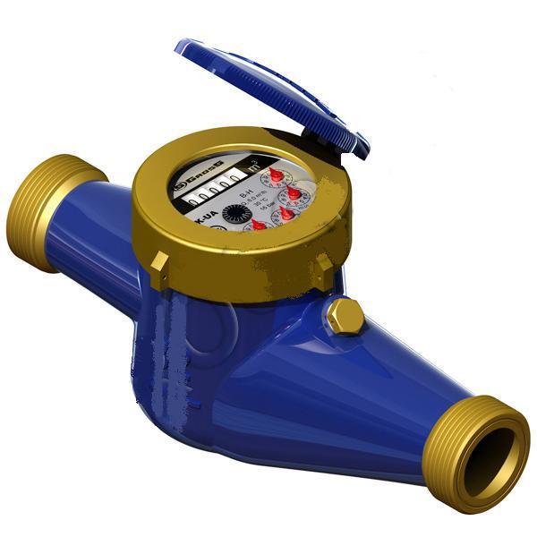 Многоструйные счётчики холодной и горячей воды MTK-UA, MTW-UA