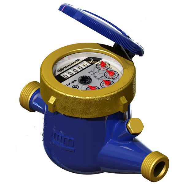 Счётчики для воды MTK-UA
