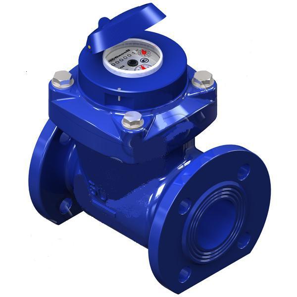Турбинные счётчики холодной и горячей воды WPK-UA, WPW-UA